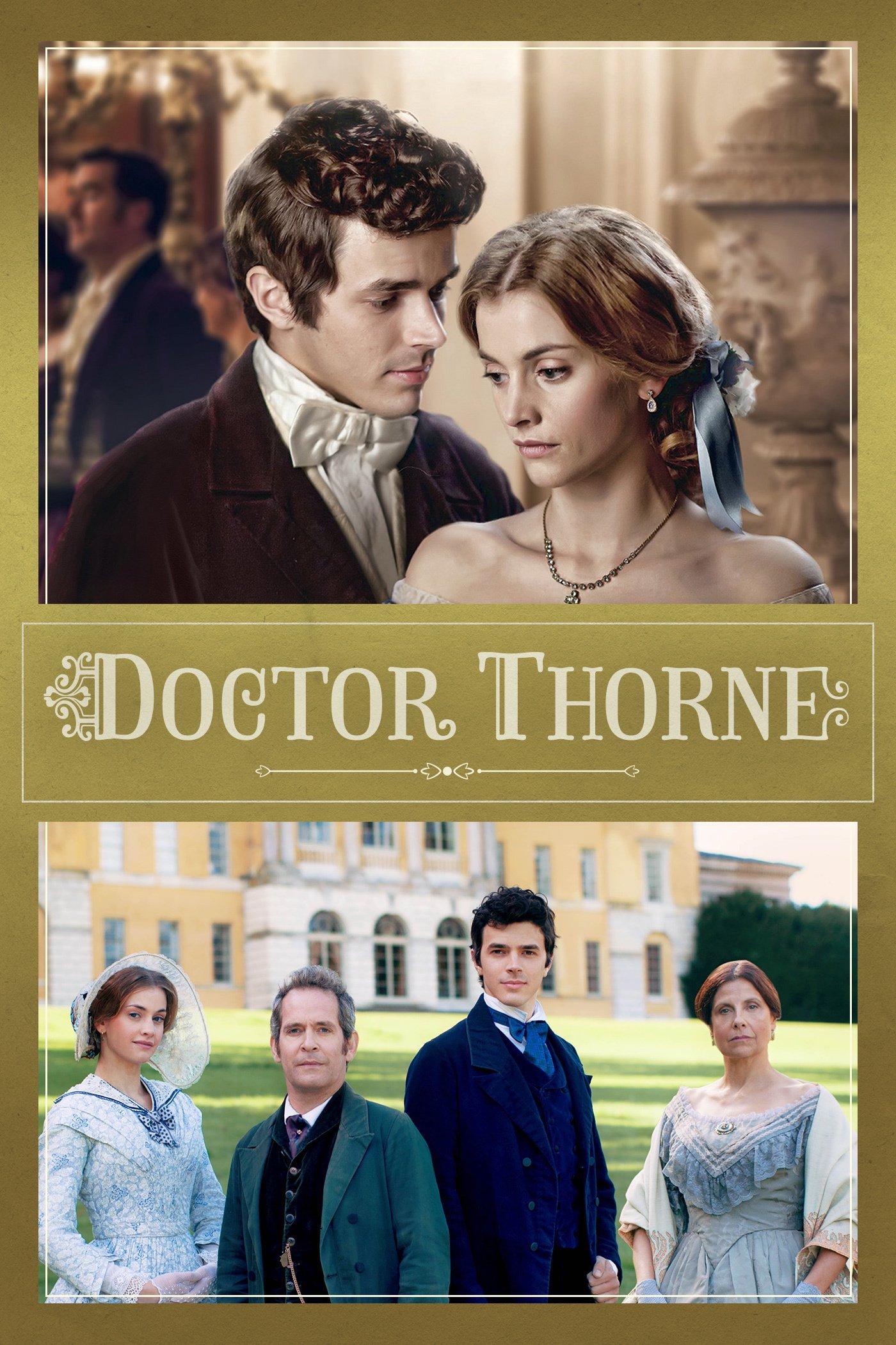 Doctor Thorne: la locandina della serie