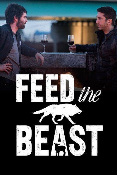 Feed the Beast: la locandina della serie