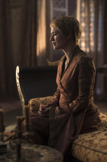 Il trono di spade: Cersei in un'immagine di The Red Woman