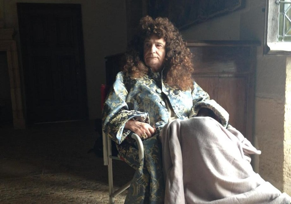 Last Days of Louis XIV: Jean-Pierre Leaud in una scena del film