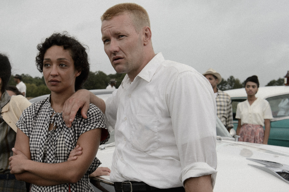 Loving: Joel Edgerton e Ruth Negga in una scena del film