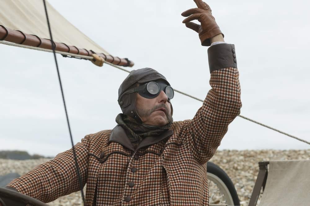 Slack Bay: Fabrice Luchini in una scena del film