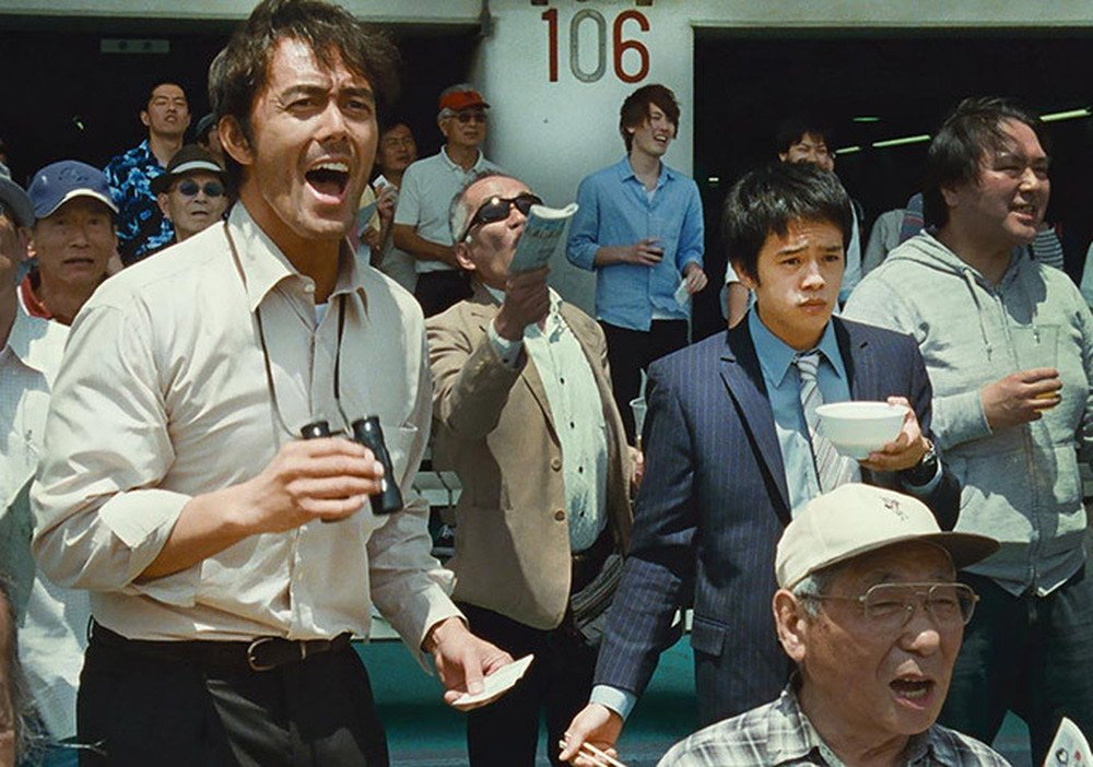 After the Storm: Hiroshi Abe in una scena del film