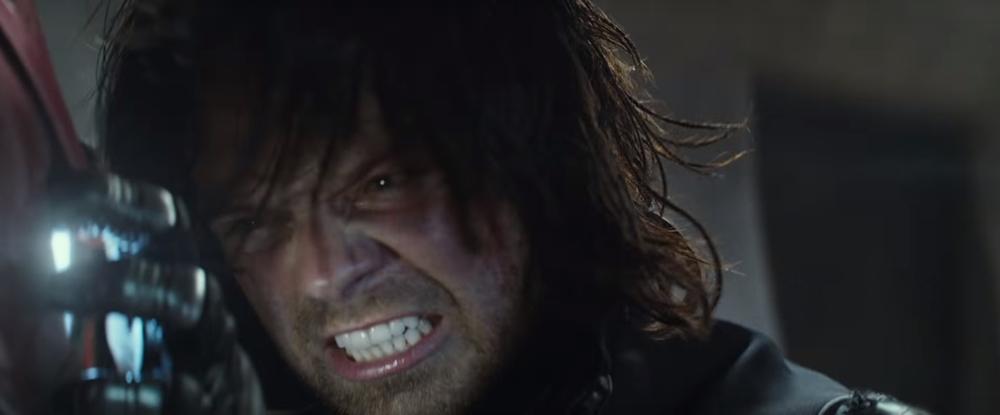 Captain America: Civil War - Sebastian Stan in un momento del film