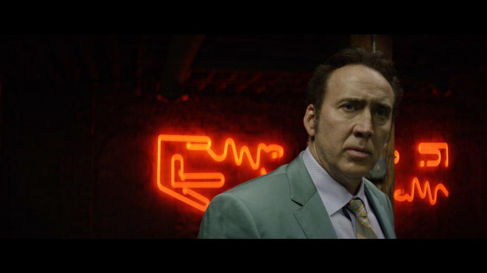Dog Eat Dog: Nicolas Cage in una scena del film