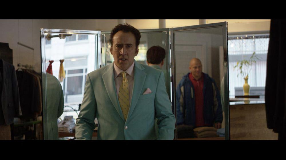 Dog Eat Dog: Nicolas Cage in un momento del film