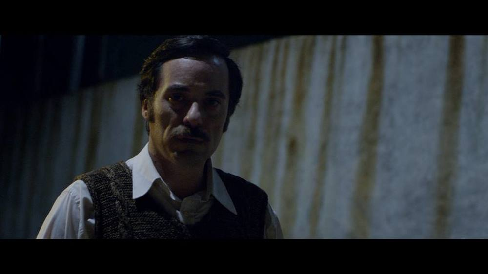 Francisco Sanctis's Long Night: Diego Velázquez in un momento del film