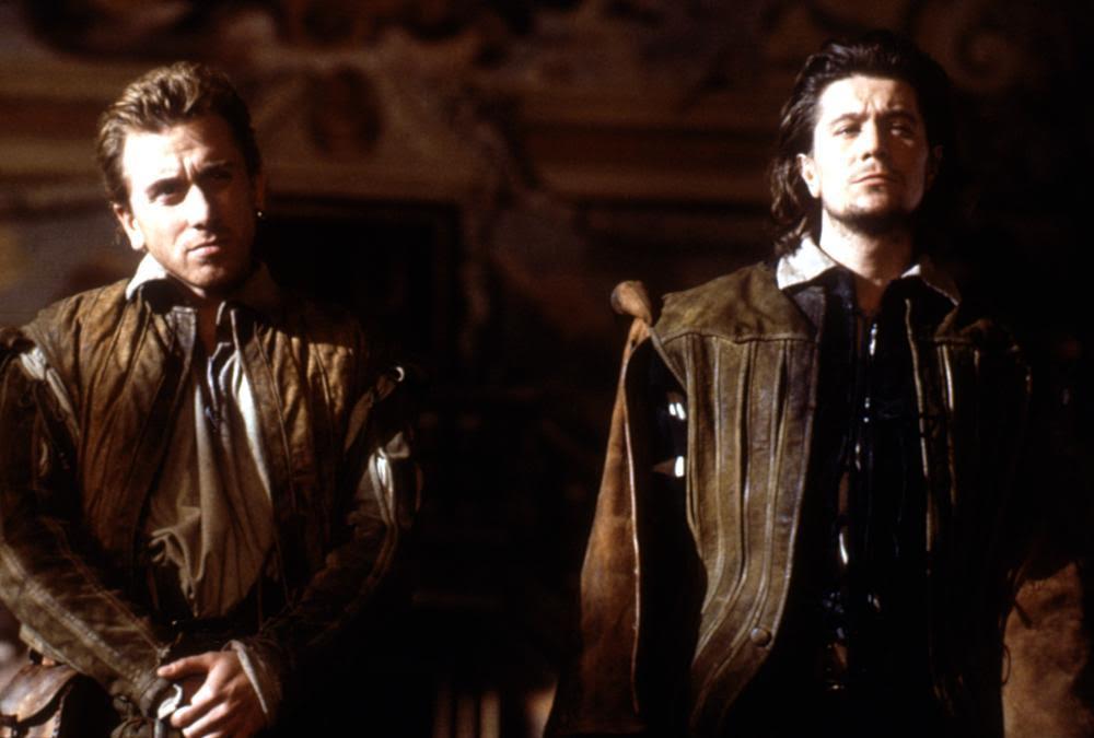 Rosencrantz e Guildenstern sono morti: in scena Tim Roth e Gary Oldman