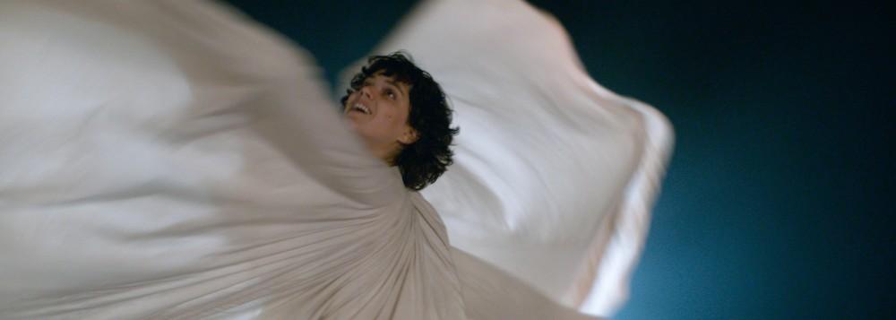 The Dancer: Soko in una scena del film