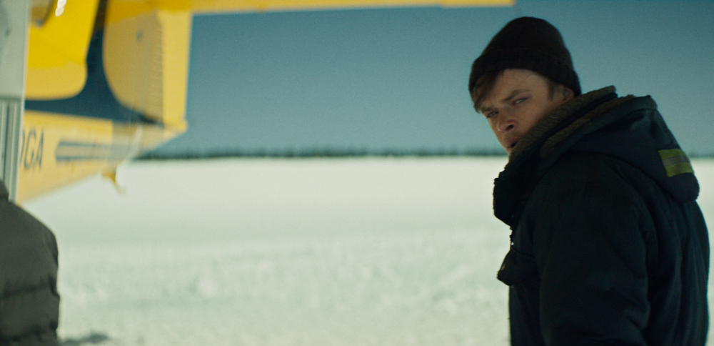 Two Lovers and a Bear: Dane DeHaan in una scena del film