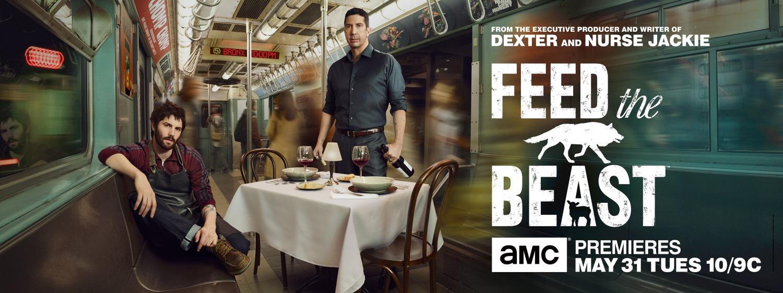 Feed the Beast: artwork per la serie con David Schwimmer