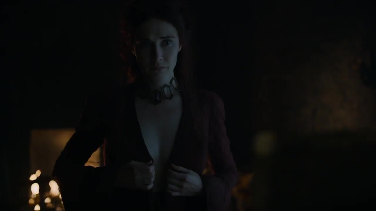 Il trono di spade: Carice Van Houten è una Melisandre in crisi