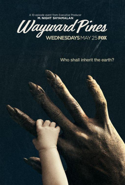 Wayward Pines: il poster della seconda stagione