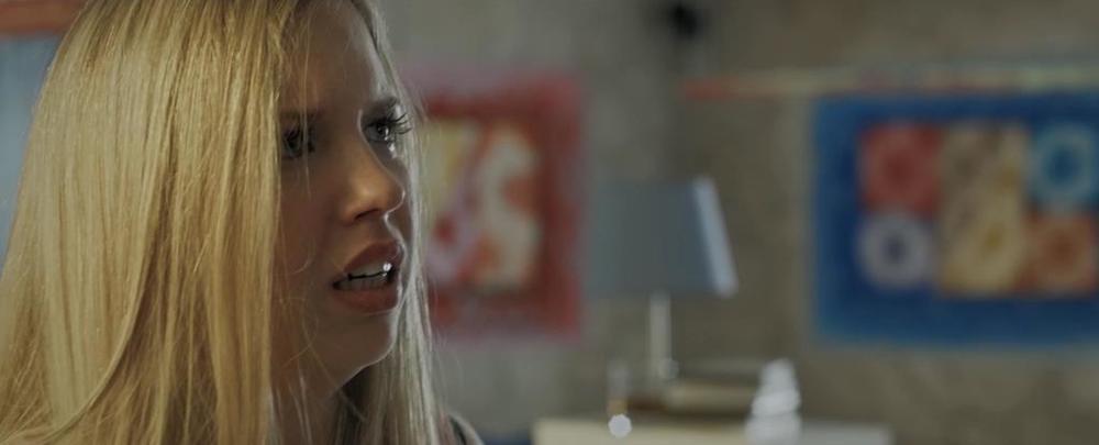 InFernet: Giorgia Marin in una scena del film