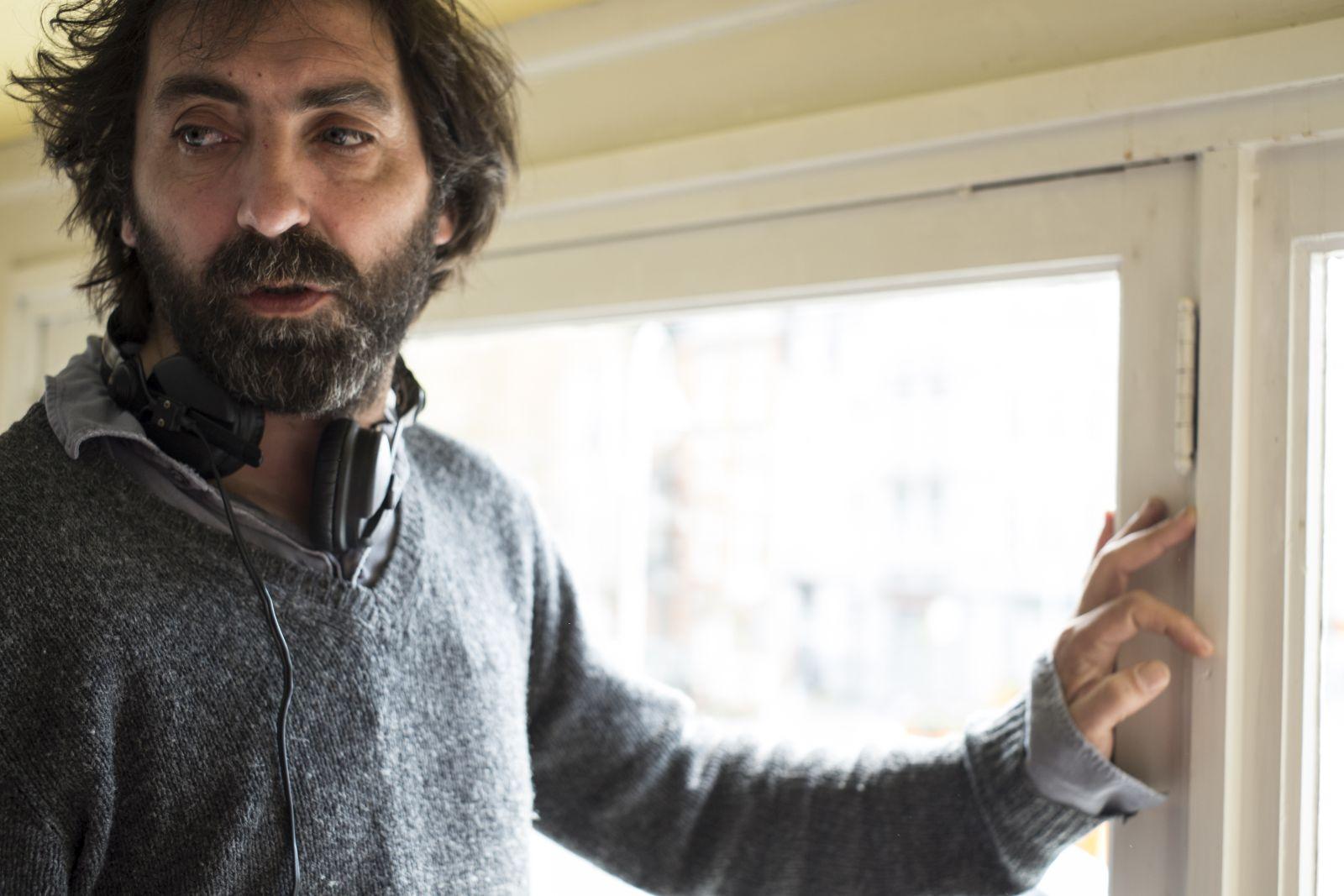 Pericle il Nero: Stefano Mordini sul set del film