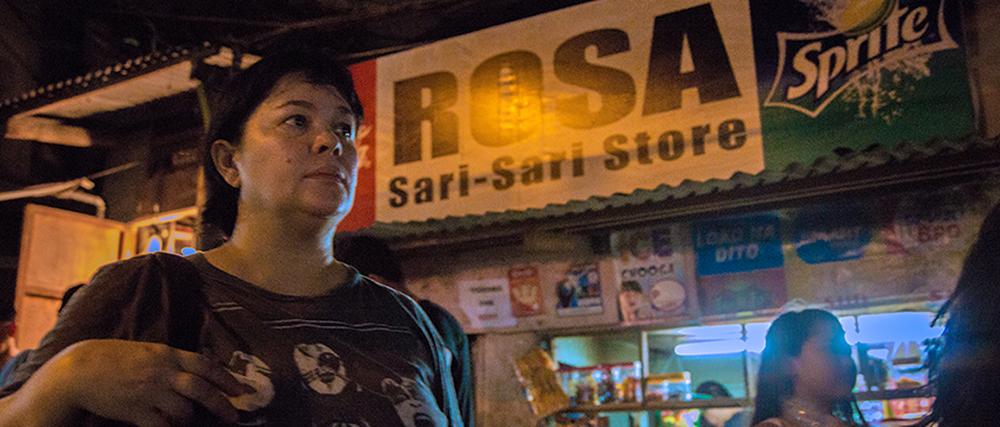 Ma' Rosa: un momento del film