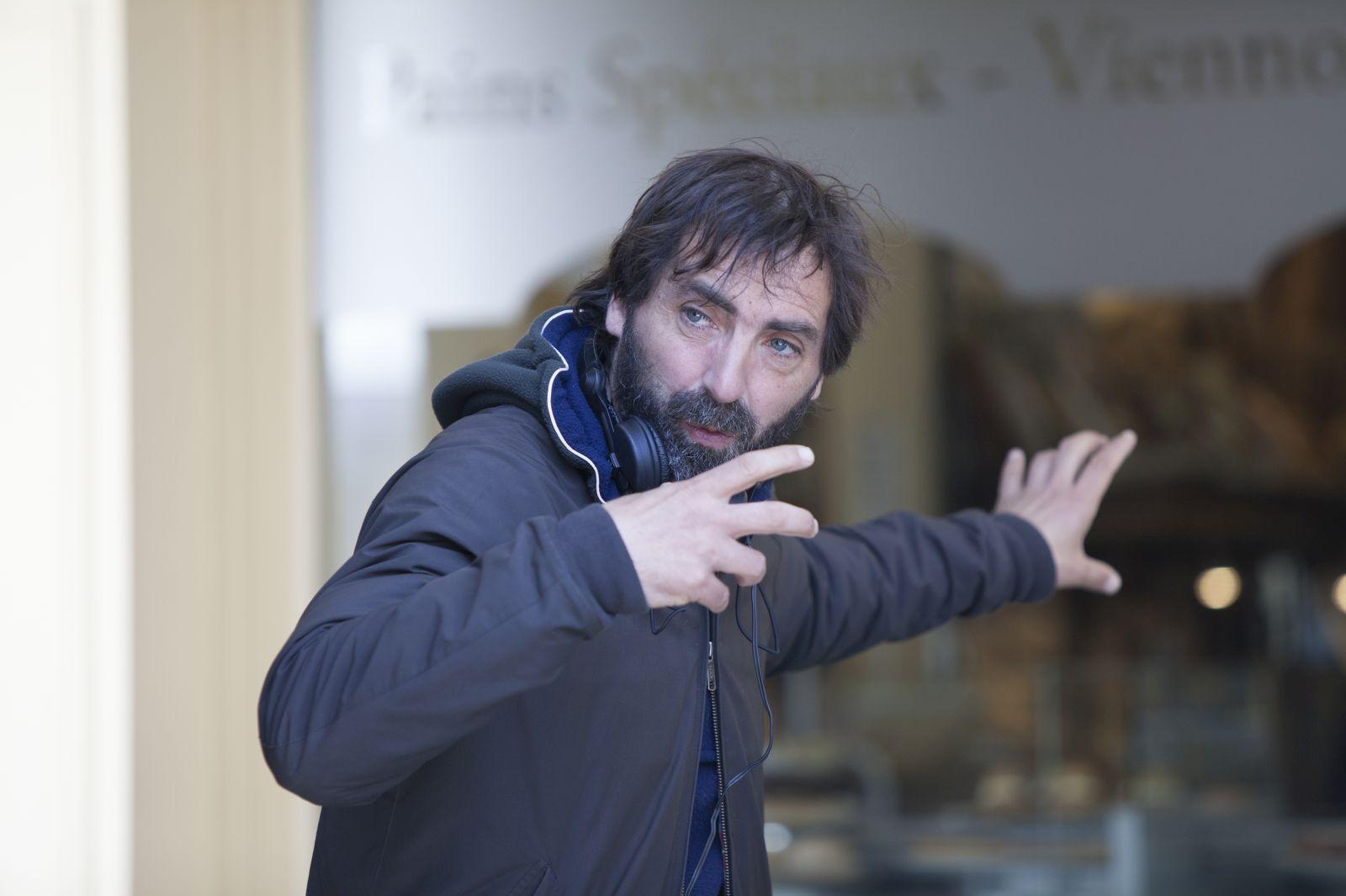 Pericle il nero: Stefano Mordini sul set