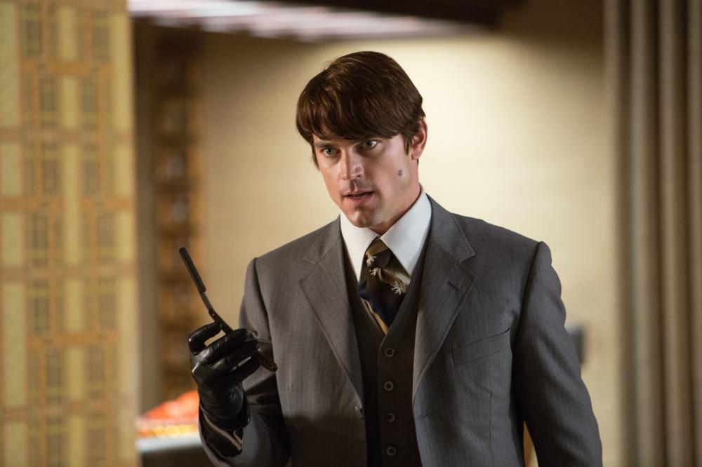 The Nice Guys: Matt Bomer in una scena del film
