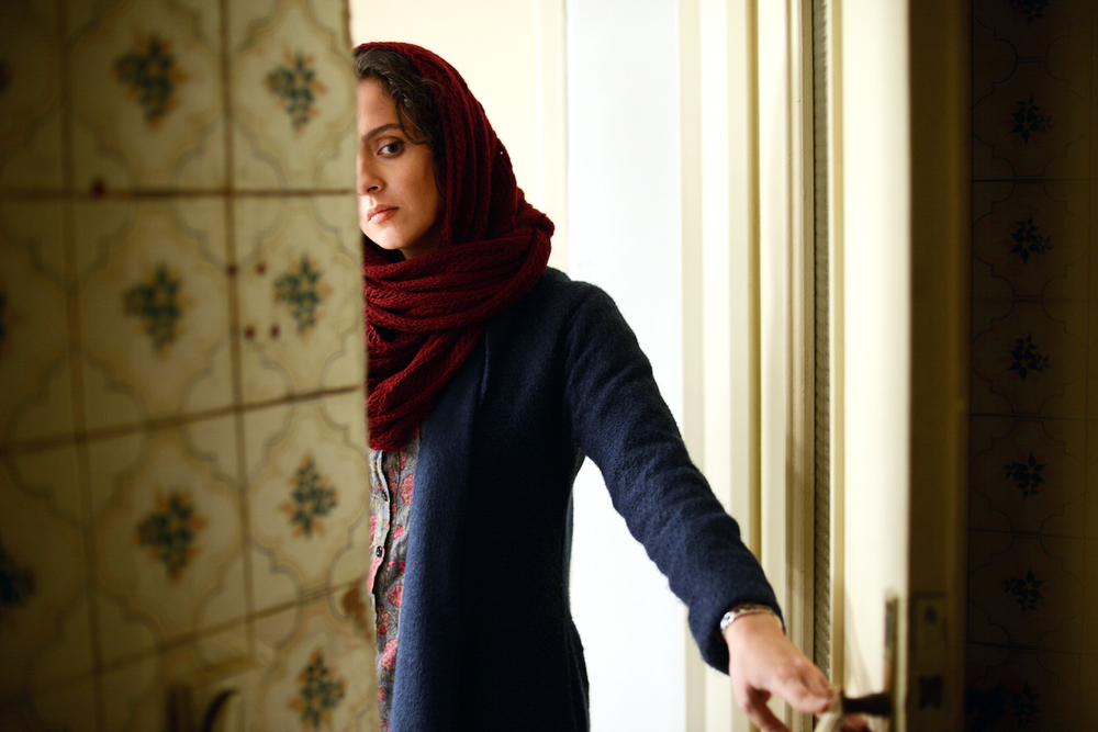 The Salesman: Taraneh Alidoosti in una scena del film