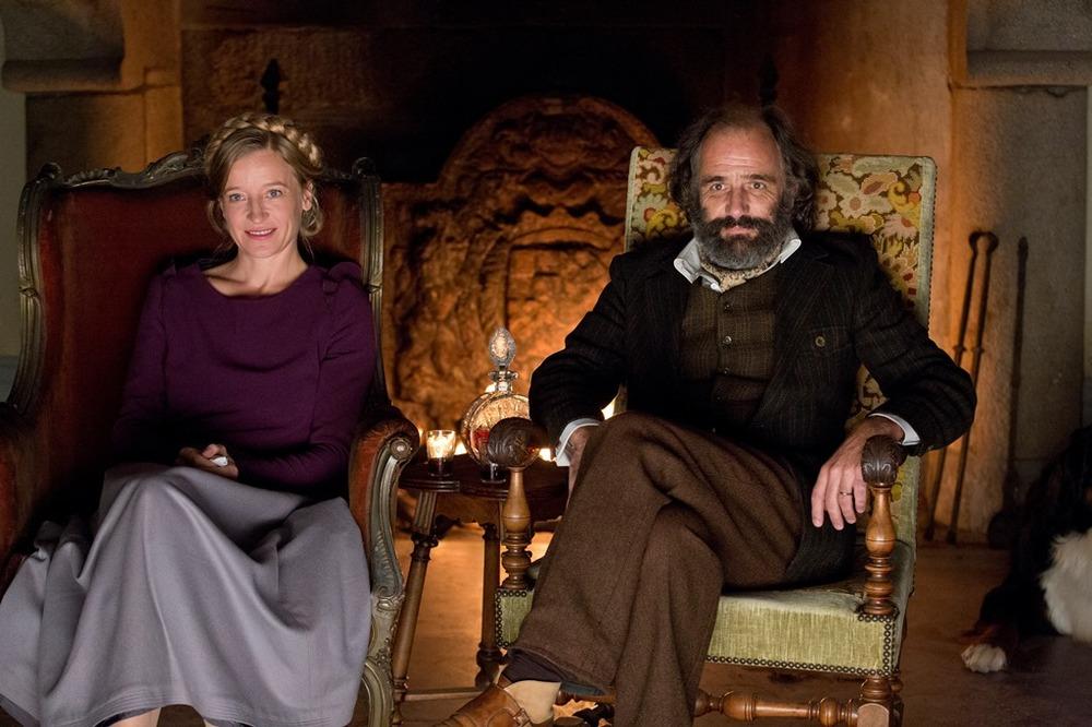Marguerite e Julien - La leggenda degli amanti impossibili: Aurélia Petit e Frédéric Pierrot in una scena del film