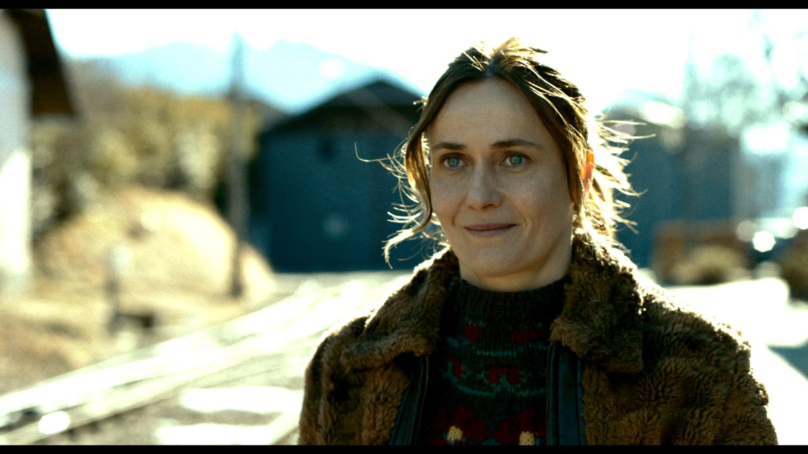 Fräulein - Una fiaba d'inverno: Lucia Mascino in una scena del film