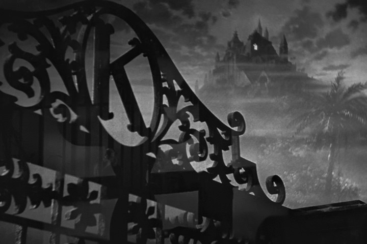Una scena di Quarto potere di Orson Welles