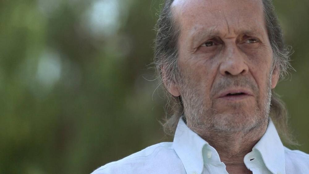 Paco De Lucia: la busqueda - un primo piano di Paco De Lucia tratto dal documentario