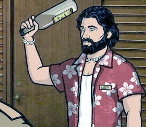 Archer: un'immagine di Randy