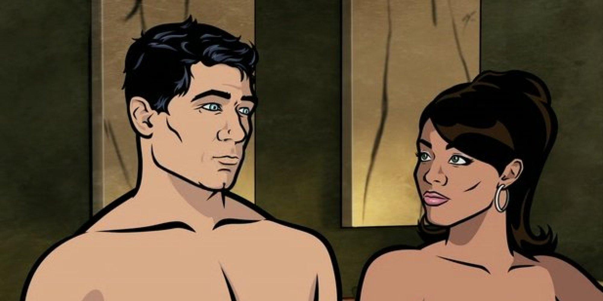 Archer: un'immagine della serie animata