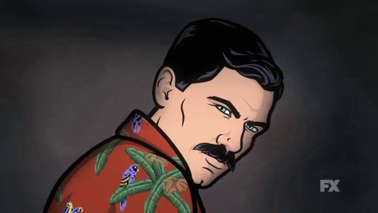 Archer: uno dei personaggi della serie