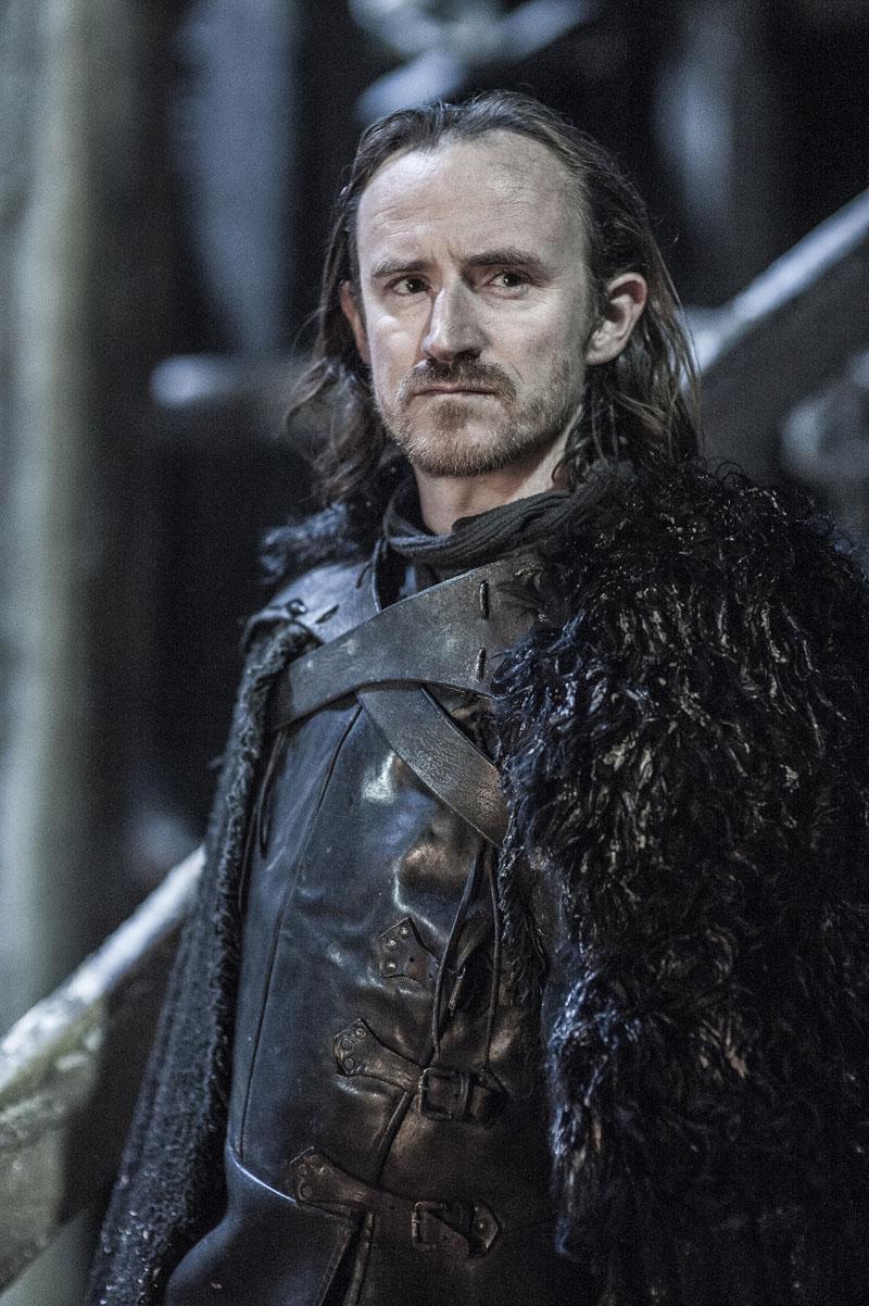 Il trono di spade: l'attore Ben Crompton nell'episodio Home