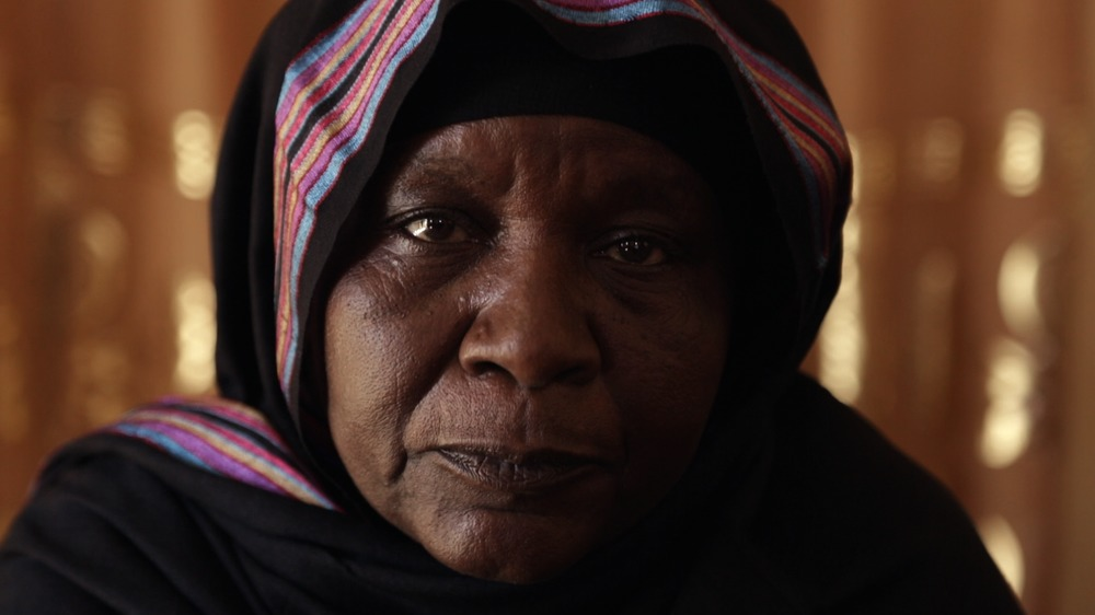 Hissein Habré, A Chadian Tragedy: un primo piano tratto dal documentario