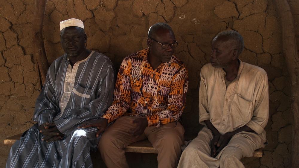 Hissein Habré, A Chadian Tragedy: una scena del documentario