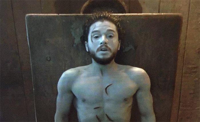 Il trono di spade: Jon Snow nell'episodio Home