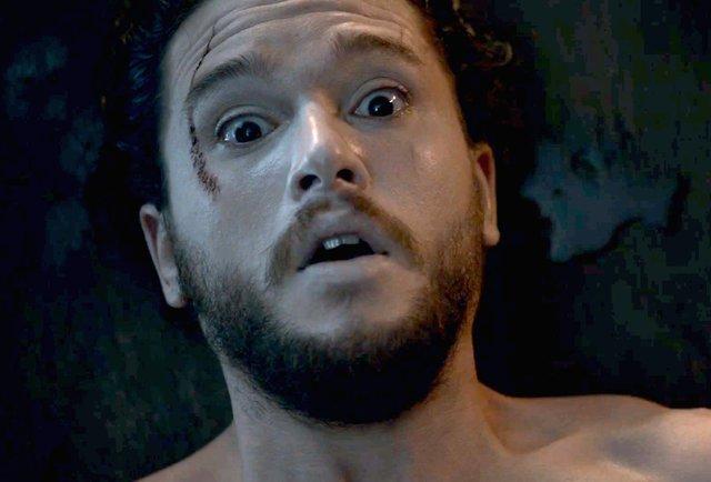 Il trono di spade: Jon Snow ritorna in vita in Home