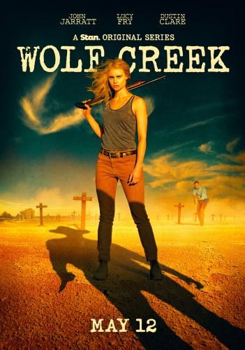 Wolf Creek: la locandina della serie
