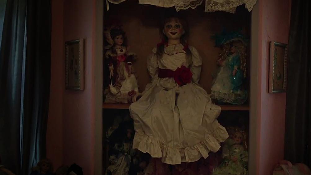 una scena di Annabelle