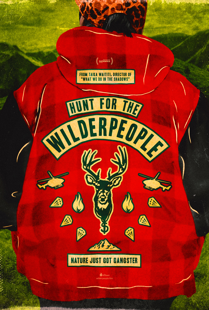 Hunt for the Wilderpeople: la nuova locandina