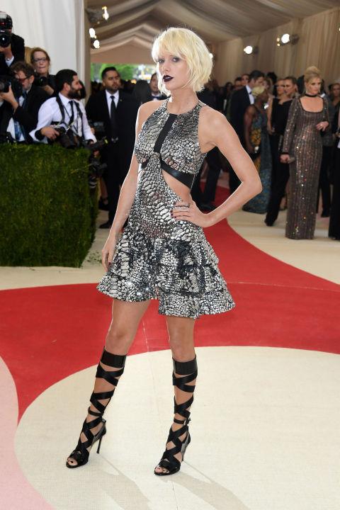 Taylor Swift al MET 2016