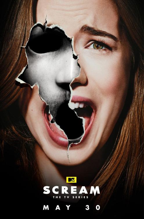 Scream: il character poster di Willa Fitzgerald nella seconda stagione