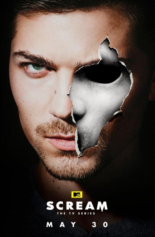 Scream: il character poster di Amadeus Serafini nella seconda stagione