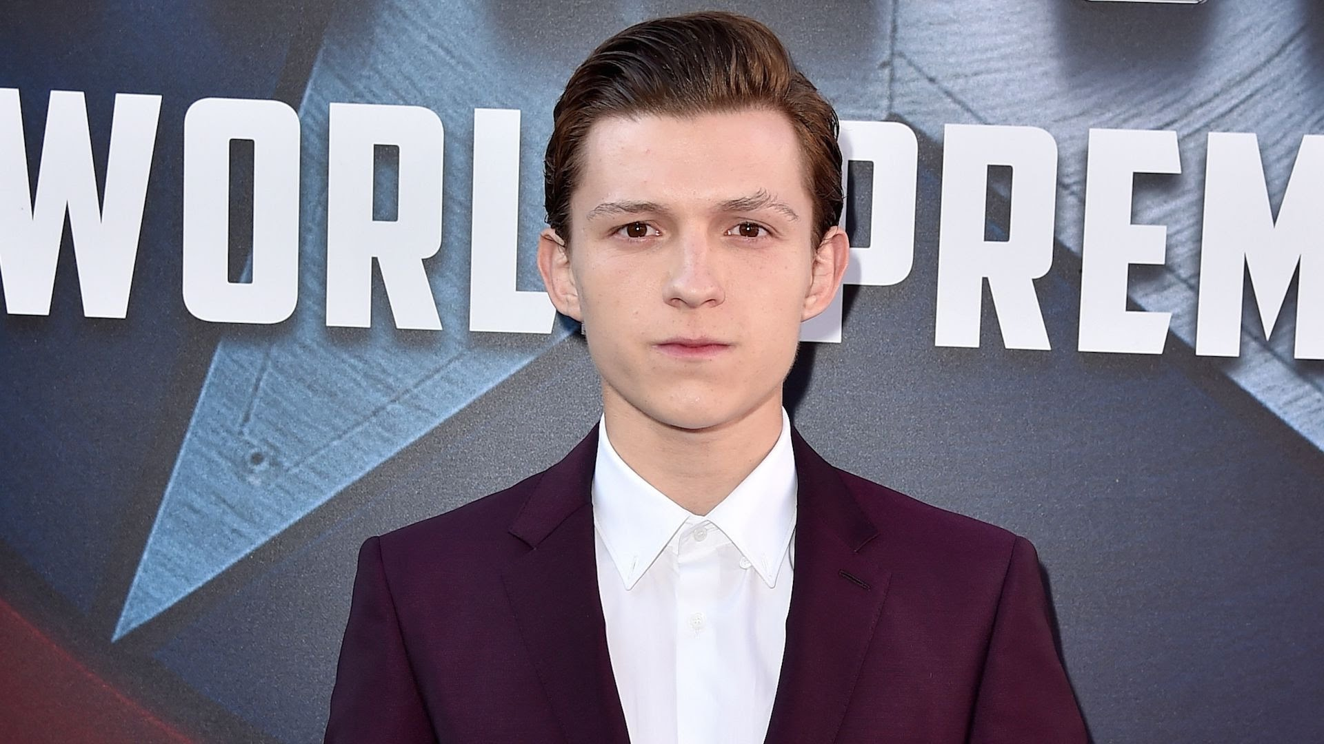 Captain America: Civil War: Tom Holland alla prima mondiale