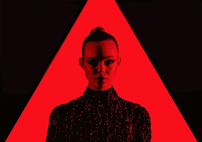 The Neon Demon: un'immagine di Elle Fanning