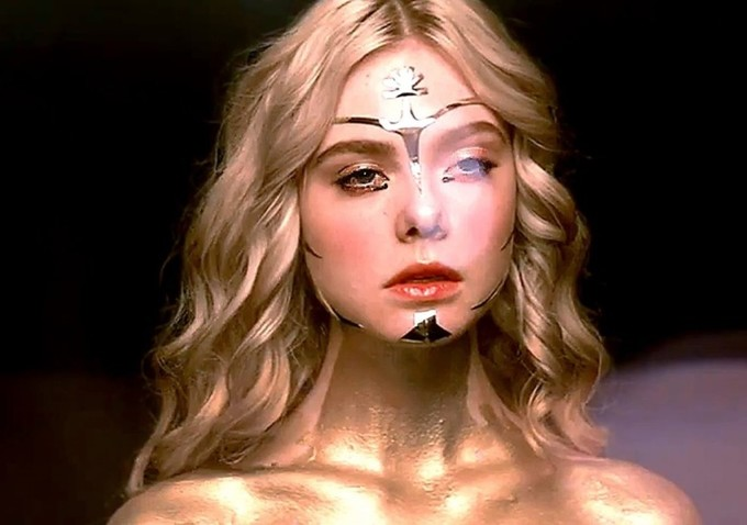 The Neon Demon: Elle Fanning in una foto del film