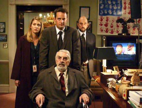 West Wing: una foto di scena della serie