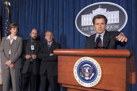West Wing: il presidente Bartlet e il suo staff