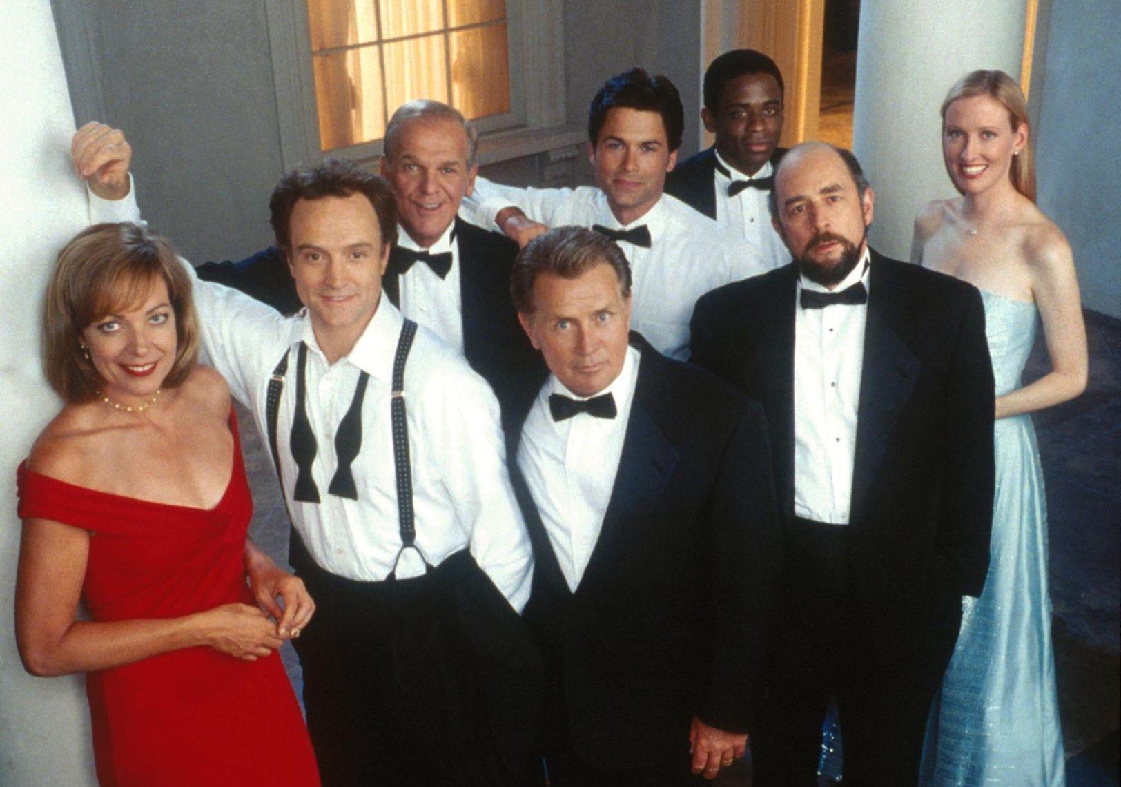 West Wing - Tutti gli uomini del presidente: una foto del cast