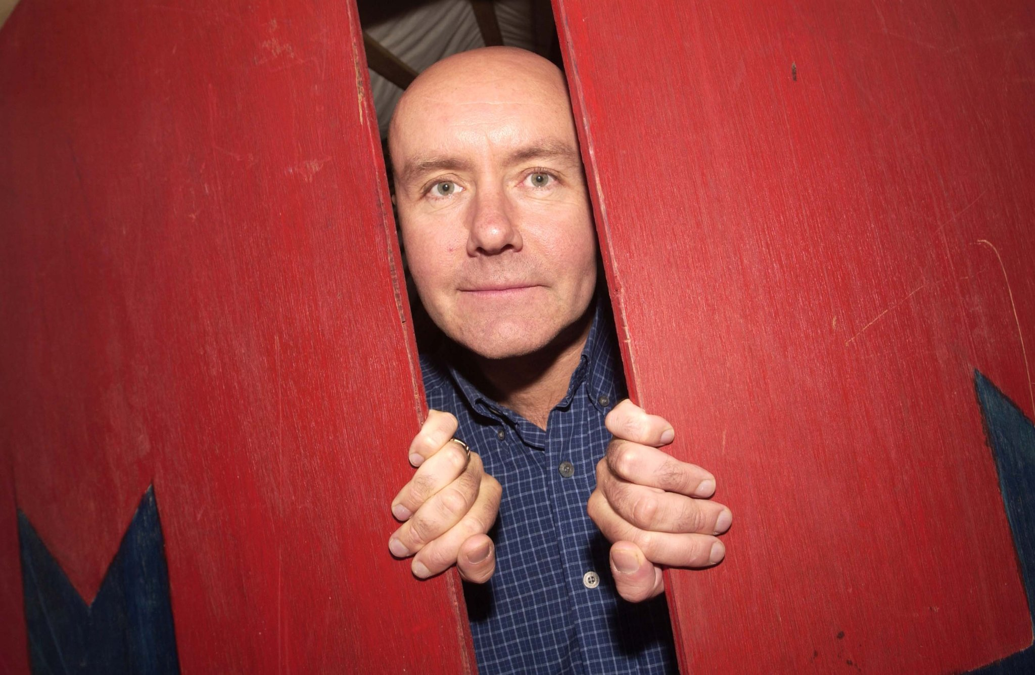 Irvine Welsh, autore di Trainspotting