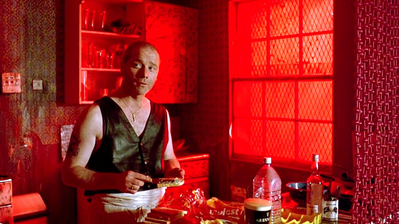 Peter Mullan in Trainspotting