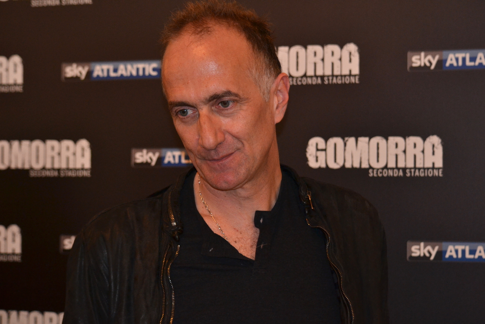 Gomorra seconda stagione: Stefano Sollima al Photocall